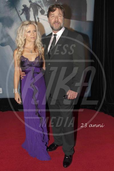 Danielle Spencer, Russell Crowe - Sydney - 16-10-2012 - C'eravamo tanto (e a lungo) amati, ma ora ci lasciamo