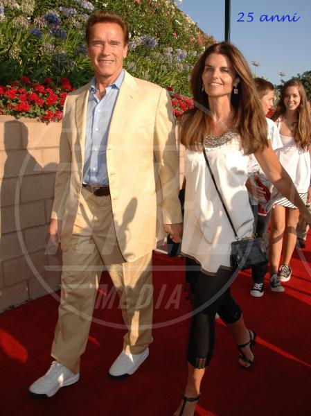 Maria Shriver, Arnold Schwarzenegger - Carson - 16-10-2012 - C'eravamo tanto (e a lungo) amati, ma ora ci lasciamo