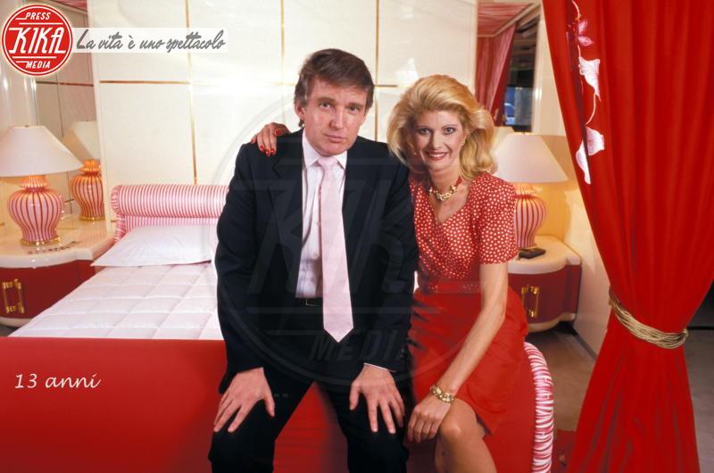 Ivana Trump, Donald Trump - New York - 16-10-2012 - C'eravamo tanto (e a lungo) amati, ma ora ci lasciamo