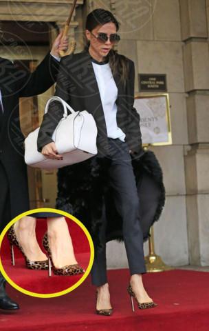 Victoria Beckham - New York - 11-02-2013 - Primavera 2014: mai più senza… un accessorio animalier!