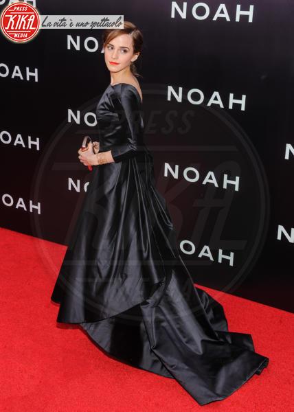 Emma Watson - New York - 27-03-2014 - Vade retro abito! Emma Watson in Oscar de la Renta