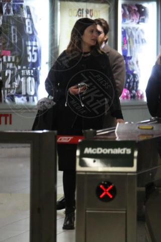 Claudia ranieri - Milano - 27-03-2014 - Dalle stelle…ai cunicoli ferroviari della metro