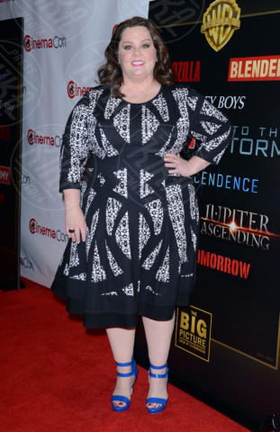 Melissa McCarthy - Las Vegas - 27-03-2014 - Ma come ti vesti? I look peggiori del 2014
