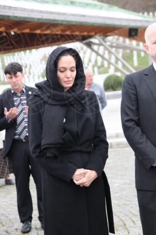 Angelina Jolie - Srebernica - 28-03-2014 - Angelina Jolie: chiamatemi pure Dame
