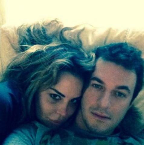 Matteo Bobbi, Nina Moric - Milano - 28-03-2014 - Nina Moric e Matteo Bobbi: è ritorno di fiamma