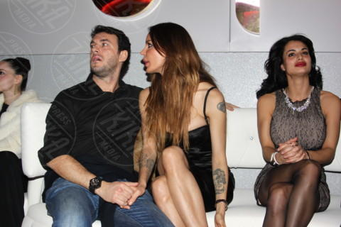 Matteo Bobbi, Cristina Del Basso, Nina Moric - Roma - 02-03-2013 - Nina Moric e Matteo Bobbi: è ritorno di fiamma