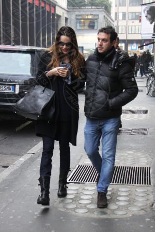 Matteo Bobbi, Nina Moric - Milano - 31-01-2013 - Nina Moric e Matteo Bobbi: è ritorno di fiamma