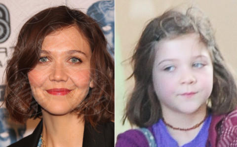 Ramona Sarsgaard, Maggie Gyllenhaal - Los Angeles - 22-03-2013 - Sei uguale ai tuoi genitori! I vip ricorrono alla clonazione?