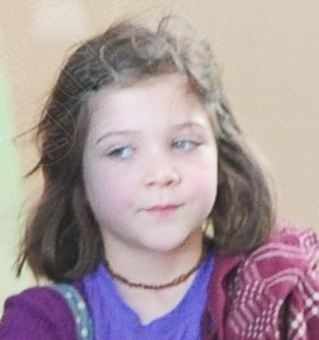 Ramona Sarsgaard - Los Angeles - 22-03-2013 - Sei uguale ai tuoi genitori! I vip ricorrono alla clonazione?