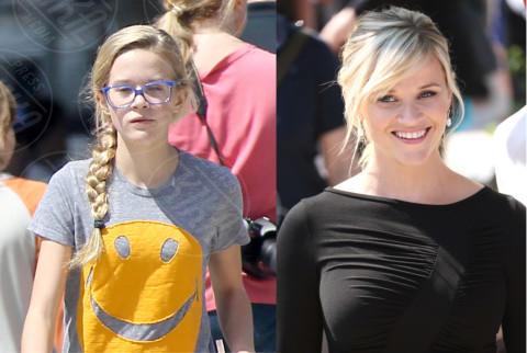 Ava Philippe, Reese Witherspoon - 28-03-2014 - Sei uguale ai tuoi genitori! I vip ricorrono alla clonazione?