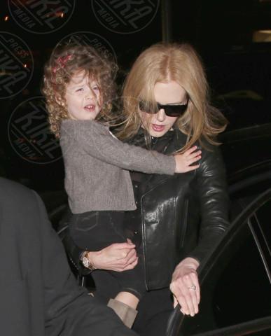 Sunday Rose  Kidman, Nicole Kidman - Los Angeles - 26-03-2014 - Sei uguale ai tuoi genitori! I vip ricorrono alla clonazione?