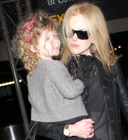 Sunday Rose  Kidman, Nicole Kidman - Los Angeles - 27-03-2014 - Sei uguale ai tuoi genitori! I vip ricorrono alla clonazione?