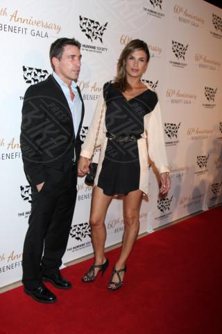 Brian Perri, Elisabetta Canalis - Beverly Hills - 30-03-2014 - Elisabetta Canalis ha perso il bambino che portava in grembo