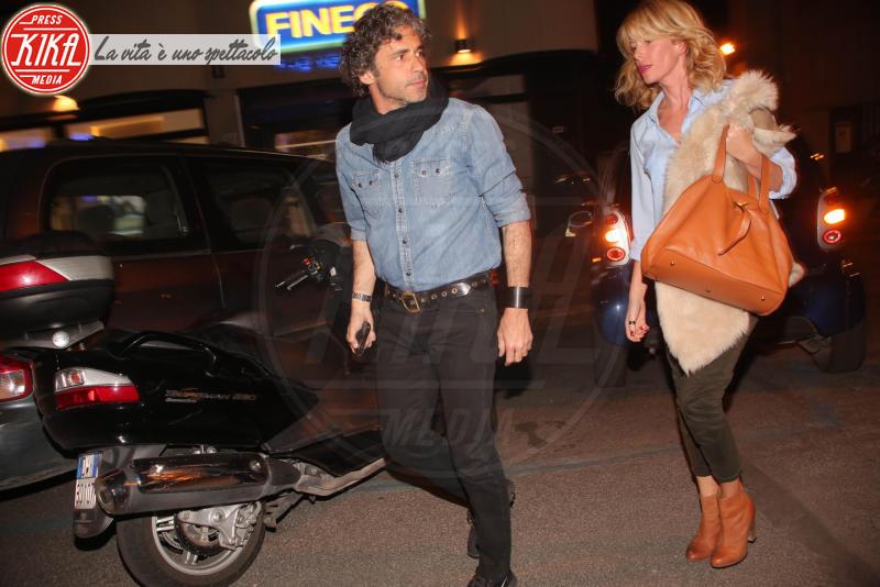 Paolo Calabresi Marconi, Alessia Marcuzzi - Roma - 28-03-2014 - Alessia Marcuzzi ha sposato Paolo Calabresi Marconi