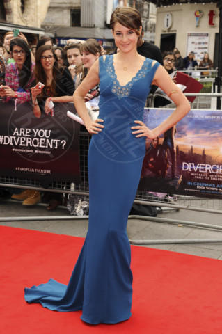 Shailene Woodley - Londra - 30-03-2014 - Shailene Woodley e Jenny McCarthy: chi lo indossa meglio?