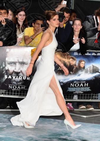 Emma Watson - Londra - 31-03-2014 - Piatte o maggiorate: chi vince nell'eterna sfida?