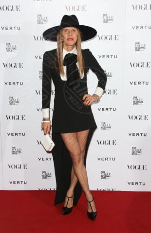 Anna Dello Russo - Londra - 27-04-2013 - Rita Ora e Anna Dello Russo: chi lo indossa meglio?