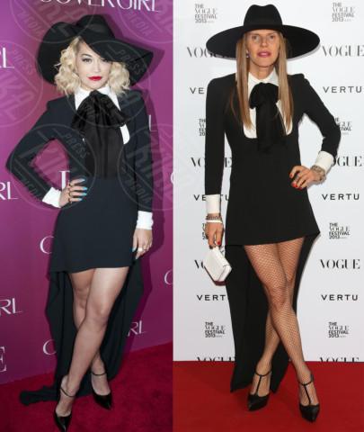 Rita Ora, Anna Dello Russo - 02-04-2014 - Rita Ora e Anna Dello Russo: chi lo indossa meglio?