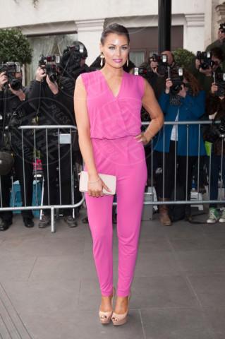 Jessica Wright - Londra - 11-03-2014 - La tuta glam-chic conquista le celebrity