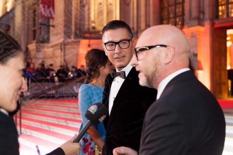 Stefano Gabbana, Domenico Dolce - Londra - 01-04-2014 - Dolce e Gabbana vendono la splendida villa di Stromboli