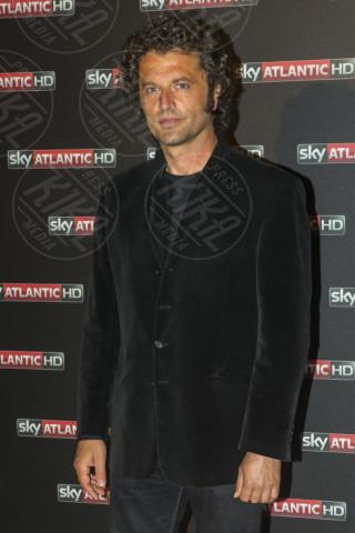 Guido Caprino - Milano - 03-04-2014 - Stefano Accorsi annuncia l'arrivo della nuova serie 1993