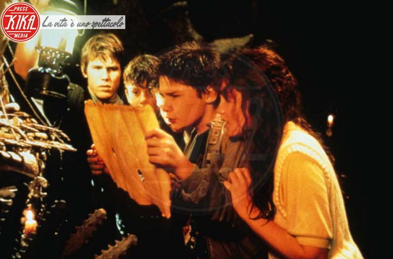 Goonies, Josh Brolin, Corey Feldman - Los Angeles - 01-01-1985 - 30 anni di Goonies: ecco come sono oggi i protagonisti