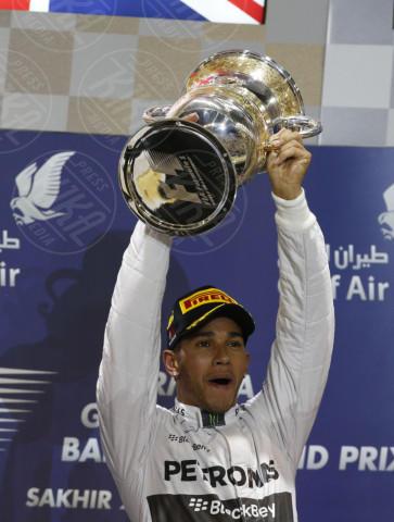 Formula 1, Lewis Hamilton - Sakhir - 06-04-2014 - Formula 1: La Mercedes trionfa anche in Bahrain
