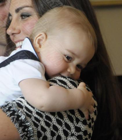 Principe George, Kate Middleton - Wellington - 09-04-2014 - Principino George: le sette foto che lo hanno resto una star