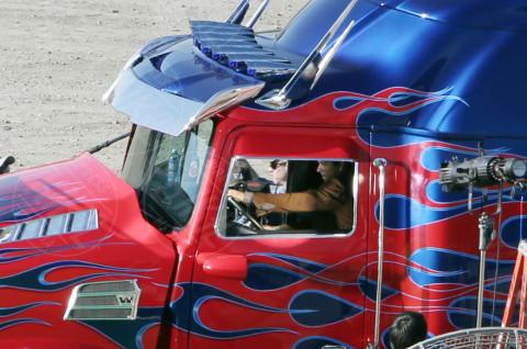 Mark Wahlberg - Los Angeles - 09-04-2014 - La Paramount annuncia l'arrivo di 3 nuovi sequel di Transformers