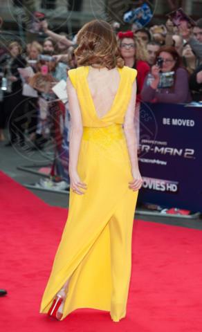 Emma Stone - Londra - 10-04-2014 - Emma Stone ha già vinto l'Oscar dell'eleganza!