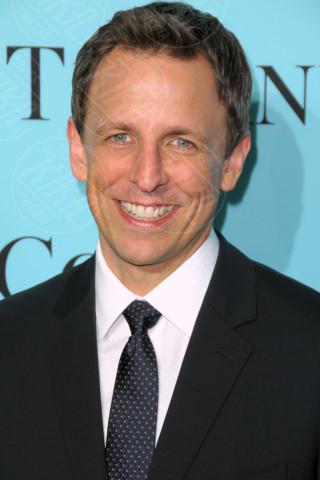 Seth Meyers - Manhattan - 11-04-2014 - Golden Globe 2018: ecco chi li presenterà