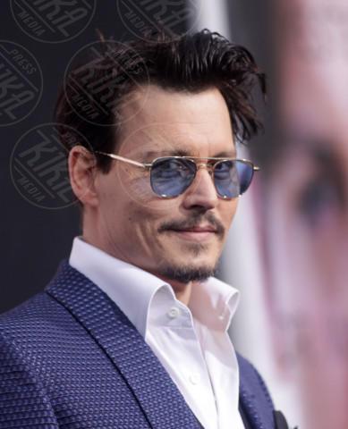 Johnny Depp - Westwood - 10-04-2014 - Johnny Depp sarà protagonista de L'Uomo Invisibile