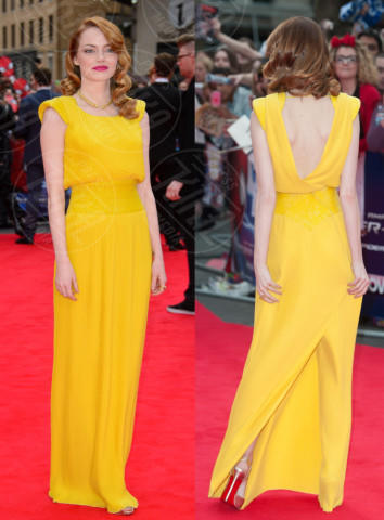 Emma Stone - Los Angeles - 10-04-2014 - Emma Stone, uno stile impeccabile sul red carpet