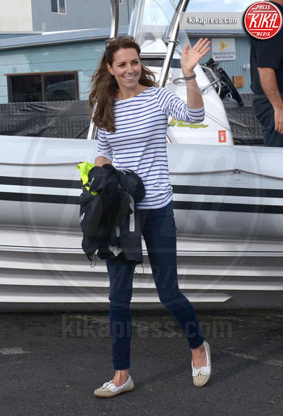 Kate Middleton - Auckland - 11-04-2014 - In primavera ed estate, vesti(v)amo alla marinara