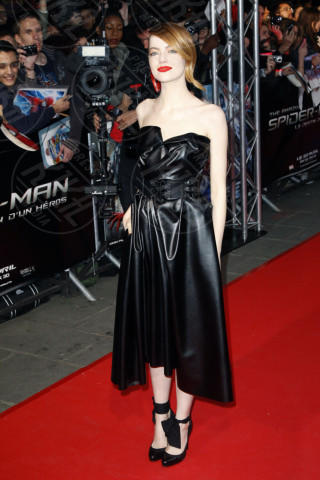 Emma Stone - Los Angeles - 11-04-2014 - Emma Stone, uno stile impeccabile sul red carpet