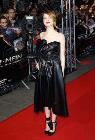 Emma Stone - Parigi - 11-04-2014 - Emma Stone ha già vinto l'Oscar dell'eleganza!