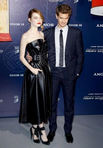 Emma Stone, Andrew Garfield - Parigi - 11-04-2014 - Emma Stone e Paloma Faith: chi lo indossa meglio?