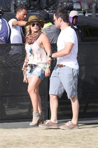 Mike Comrie, Hilary Duff - Los Angeles - 12-04-2014 - Uno shorts non fa primavera… ma tutti questi sì!
