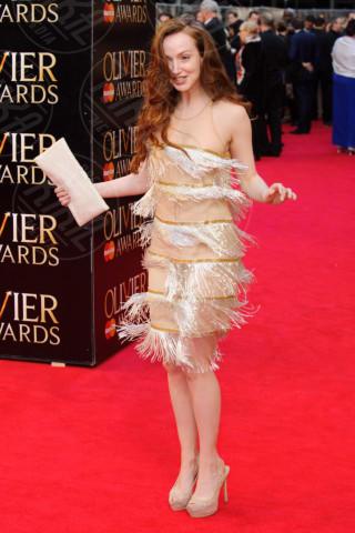 Olivia Grant - Londra - 13-04-2014 - Olivia Grant e Sarah Jessica Parker: chi lo indossa meglio?