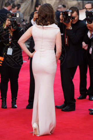 Hayley Atwell - Londra - 13-04-2014 - Vade retro abito! Le celebrity ai Laurence Olivier Awards