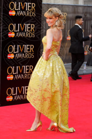 Leigh Zimmerman - Londra - 13-04-2014 - Vade retro abito! Le celebrity ai Laurence Olivier Awards