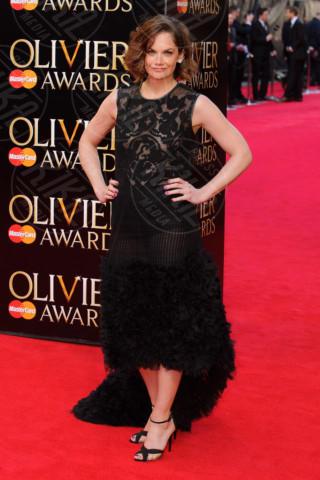Ruth Wilson - Londra - 13-04-2014 - Vade retro abito! Le celebrity ai Laurence Olivier Awards