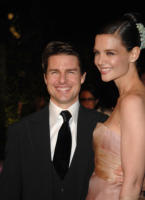 Katie Holmes, Tom Cruise - West Hollywood - TOM CRUISE NEI PANNI DI UN SOLDATO TEDESCO PER BRYAN SINGER