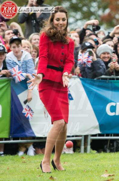 Kate Middleton - Christchurch - 14-04-2014 - Kate Middleton, più che un viaggio… una sfilata!
