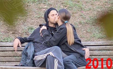 Ilaria Spada, Kim Rossi Stuart - Roma - 22-10-2011 - Ti amo ma non ti sposo: le coppie di fatto Vip