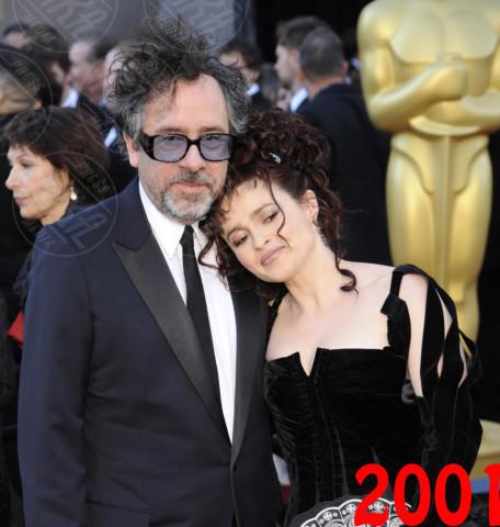 Helena Bonham Carter, Tim Burton - Hollywood - 27-02-2011 - Ti amo ma non ti sposo: le coppie di fatto Vip