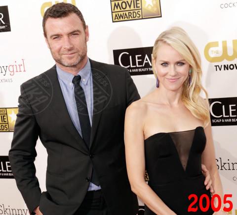 Liev Schreiber, Naomi Watts - Santa Monica - 10-01-2013 - Ti amo ma non ti sposo: le coppie di fatto Vip