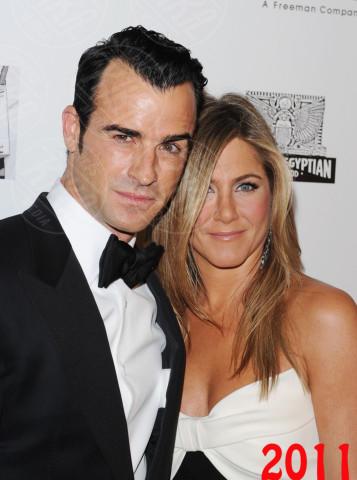 Justin Theroux, Jennifer Aniston - Beverly Hills - 15-11-2012 - Ti amo ma non ti sposo: le coppie di fatto Vip