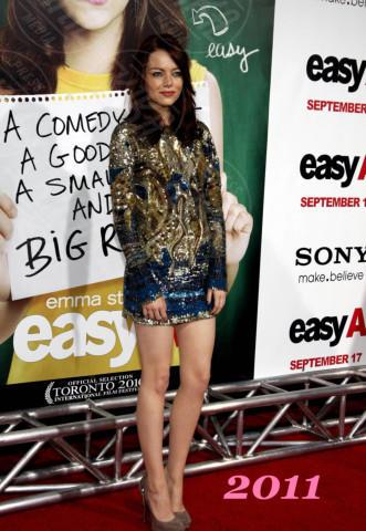 Emma Stone - 13-09-2010 - Emma Stone, uno stile impeccabile sul red carpet