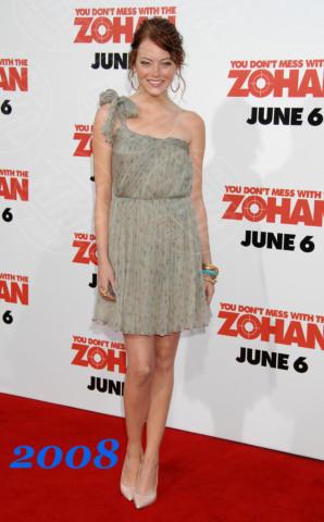 Emma Stone - 28-05-2008 - Emma Stone, uno stile impeccabile sul red carpet